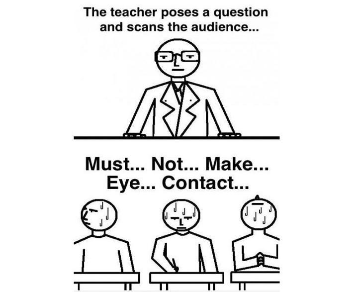 Classroom realia:))