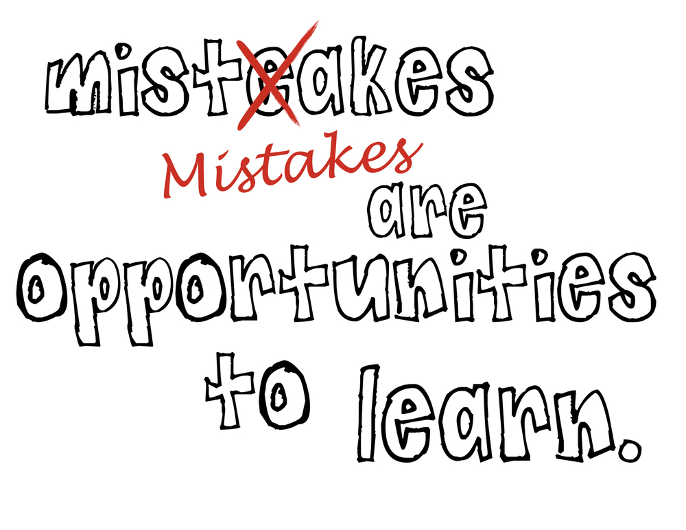 how to learn from your mistakes How to answer job interview questions about mistakes what did you learn from your error, and how will it make you an ideal candidate for this position.
